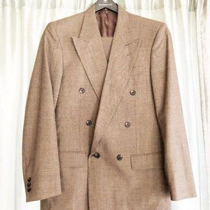 "Suit mens new 38"" long waist 32"" Nicole Miller"